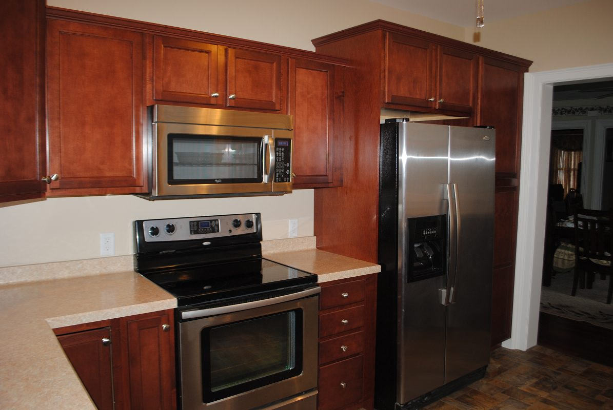 custom flooring gallery remodeling cabinets countertops photo armstrong linoleum with avonite kitchen corp northtowns and