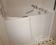Walk-In Bathtub For Tension and Everyday Aches & Pains