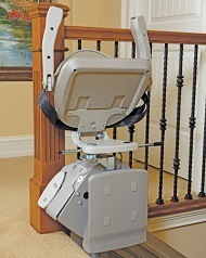 Bruno - Straight Rail Stairlift Features