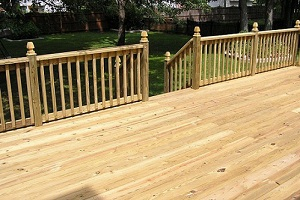 CertainTeed - Pressure Treated Wood Decking