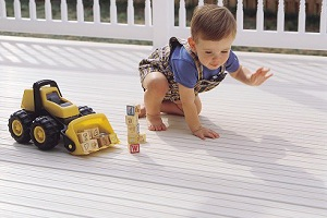 CertainTeed - Vinyl Decking