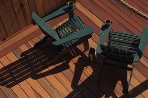 CertainTeed - Wood Plastic Composite Decking