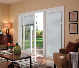 Pella - Sliding Patio 350 Series Vinyl Door