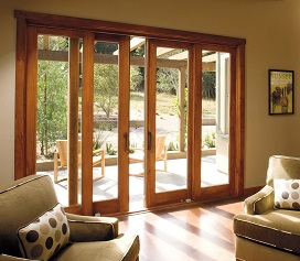 Wonderful Pella   Sliding Patio Architect Series Wood Door