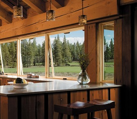 Pella - Awning Architect Series Wood Window