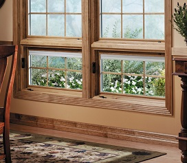 Pella - Awning Designer Series Wood Window