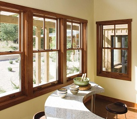 Pella - Double-Hung Architect Series Wood Window