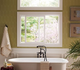 Pella - Sliding 350 Series Vinyl Window