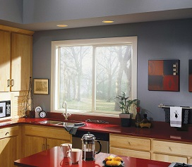 Pella - Sliding Encompass Vinyl Window