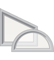 Pella - Special Shaped Windows